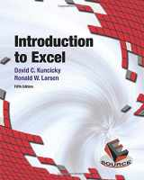 9780133083637-0133083632-Introduction to Excel