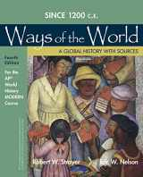 9781319236571-131923657X-1200 Update Ways of the World with Sources for the AP® Modern Course