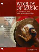 9781305940079-1305940075-Bundle: World of Music: An Introduction to the Music of the World's Peoples, Loose-Leaf Version, 6th + MindTap Music, 1 Term (6 Months) Printed Access Card