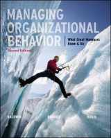 9780073530406-0073530409-Managing Organizational Behavior:  What Great Managers Know and Do