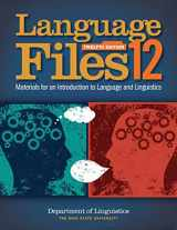 9780814252703-0814252702-Language Files: Materials for an Introduction to Language and Linguistics, 12th Edition