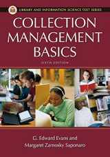 9781598848649-159884864X-Collection Management Basics (Library and Information Science Text Series)