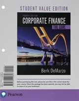 9780134426785-0134426789-Corporate Finance: The Core, Student Value Edition Plus MyLab Finance with Pearson eText -- Access Card Package (4th Edition)