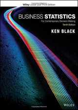 9781119607458-1119607450-Business Statistics: For Contemporary Decision Making