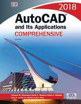 9781635630633-1635630630-AutoCAD and Its Applications Comprehensive 2018