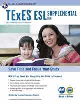 9780738611471-0738611476-TExES ESL Supplemental (154) Book + Online (TExES Teacher Certification Test Prep)
