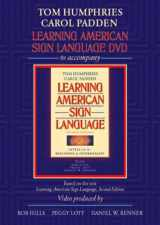 9780205453429-0205453422-Learning American Sign Language DVD to accompany Learning American Sign Language - Levels 1 & 2 Beginning and Intermediate, 2nd Edition