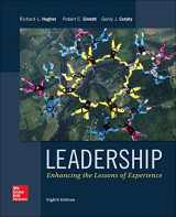9780077862404-0077862406-Leadership: Enhancing the Lessons of Experience