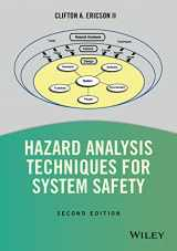 9781118940389-1118940385-Hazard Analysis Techniques for System Safety