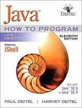 9780134791401-0134791401-Java How To Program, Late Objects (11th Edition)