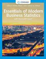 9780357131626-0357131622-Essentials of Modern Business Statistics with Microsoft Excel (MindTap Course List)