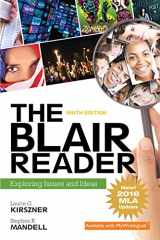 9780134678801-013467880X-The Blair Reader: Exploring Issues and Ideas, MLA Update (9th Edition)