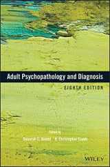 9781119383604-1119383609-Adult Psychopathology and Diagnosis