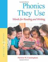 9780134255187-0134255186-Phonics They Use: Words for Reading and Writing (7th Edition) (Making Words Series)