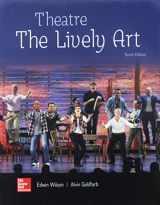 9781260266481-1260266486-GEN COMBO LOOSELEAF THEATRE: THE LIVELY ART; CONNECT ACCESS CARD