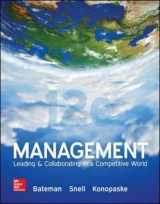 9781259546945-1259546942-Management: Leading & Collaborating in a Competitive World