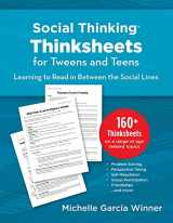 9781936943166-1936943166-Social Thinking Thinksheets for Tweens and Teens Learning to Read in Between the Social Lines