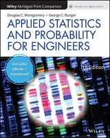 9781119456261-1119456266-Applied Statistics and Probability for Engineers, 7e EPUB Reg Card Loose-Leaf Print Companion Set