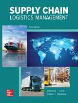 9781259715167-1259715167-Loose Leaf for Supply Chain Logistics Management
