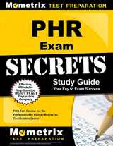 9781610725064-1610725069-PHR Exam Secrets Study Guide: PHR Test Review for the Professional in Human Resources Certification Exams