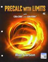 9781337605120-1337605123-Bundle: Precalculus with Limits, Loose-leaf Version, 4th + WebAssign, Single-Term Printed Access Card