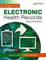9780763881368-0763881368-Exploring Electronic Health Records - Second Edition - Text and eBook (1-year access) and NAVIGATOR+ (codes via ground delivery)