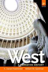 9780205180912-0205180914-West, The: A Narrative History, Volume Two: Since 1400 (Myhistorylab)