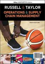 9781119577652-1119577659-Operations and Supply Chain Management
