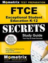 9781609717230-1609717236-FTCE Exceptional Student Education K-12 Secrets Study Guide: FTCE Test Review for the Florida Teacher Certification Examinations