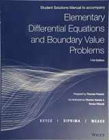 9781119169758-1119169755-Elementary Differential Equations and Boundary Value Problems, 11e Student Solutions Manual