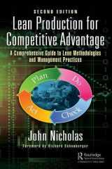 9781498780889-1498780881-Lean Production for Competitive Advantage: A Comprehensive Guide to Lean Methodologies and Management Practices, Second Edition