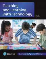 9780134401218-0134401212-Revel for Teaching and Learning with Technology -- Access Card