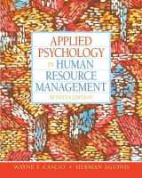 9780136090953-0136090958-Applied Psychology in Human Resource Management (7th Edition)