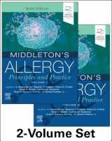 9780323544245-032354424X-Middleton's Allergy 2-Volume Set: Principles and Practice (Middletons Allergy Principles and Practice)