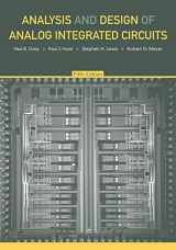 9780470245996-0470245999-Analysis and Design of Analog Integrated Circuits, 5th Edition
