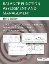 9781635501889-1635501881-Balance Function Assessment and Management