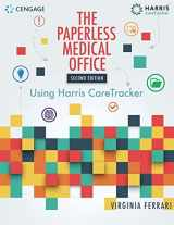 9781337614191-133761419X-The Paperless Medical Office: Using Harris CareTracker, Spiralbound Version