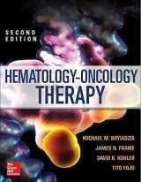 9780071637893-0071637893-Hematology - Oncology Therapy