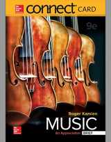 9781259966194-1259966194-Connect Access Card for Music: An Appreciation, Brief