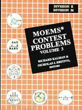 9781882144129-1882144120-MOEMS Contest Problems, Volume 3 (Division E & M)
