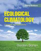 9781107619050-110761905X-Ecological Climatology: Concepts and Applications