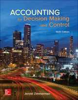 9781259564550-125956455X-Accounting for Decision Making and Control