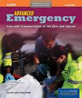 9781449600815-1449600816-Advanced Emergency Care and Transportation of the Sick and Injured (AAOS Orange Books)