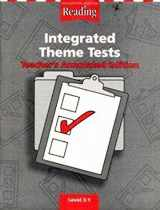 9780618084630-0618084630-Reading: Integrated Theme Tests, Level 3.1, Teacher Annotated Edition (Houghton Mifflin Reading: The Nation's Choice)