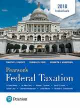 9780134532608-0134532600-Pearson's Federal Taxation 2018 Individuals (31st Edition) (Prentice Hall's Federal Taxation Individuals)