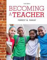 9780133868418-0133868419-Becoming a Teacher, Loose-Leaf Version (10th Edition)