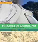 9781305630437-1305630432-Discovering the American Past: A Look at the Evidence, Volume II: Since 1865