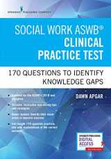9780826134363-082613436X-Social Work ASWB Clinical Practice Test: 170 Questions to Identify Knowledge Gaps (Book + Digital Access)