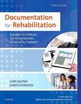 9780323312332-0323312330-Documentation for Rehabilitation: A Guide to Clinical Decision Making in Physical Therapy