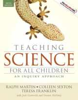 9780205594917-0205594913-Teaching Science for All Children: An Inquiry Approach (5th Edition)